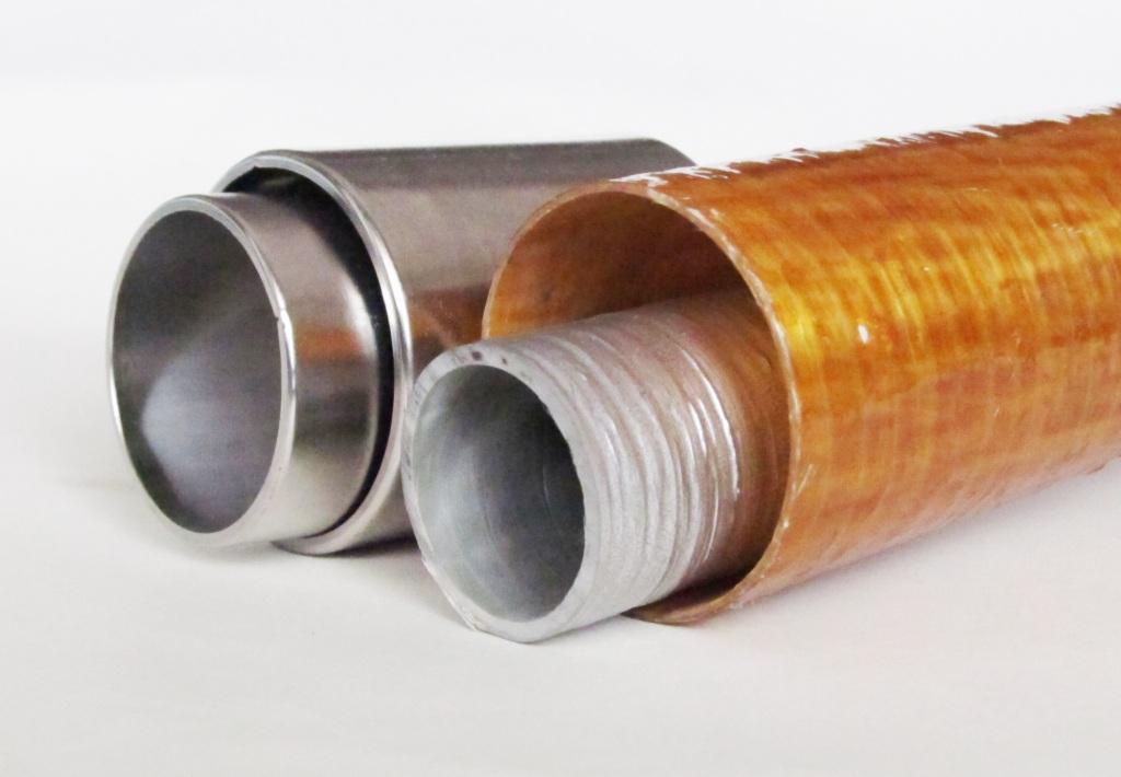 Трубы стеклопластиковые, обечайки