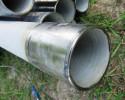 Труба стеклопластиковая 55х2.5, п/м